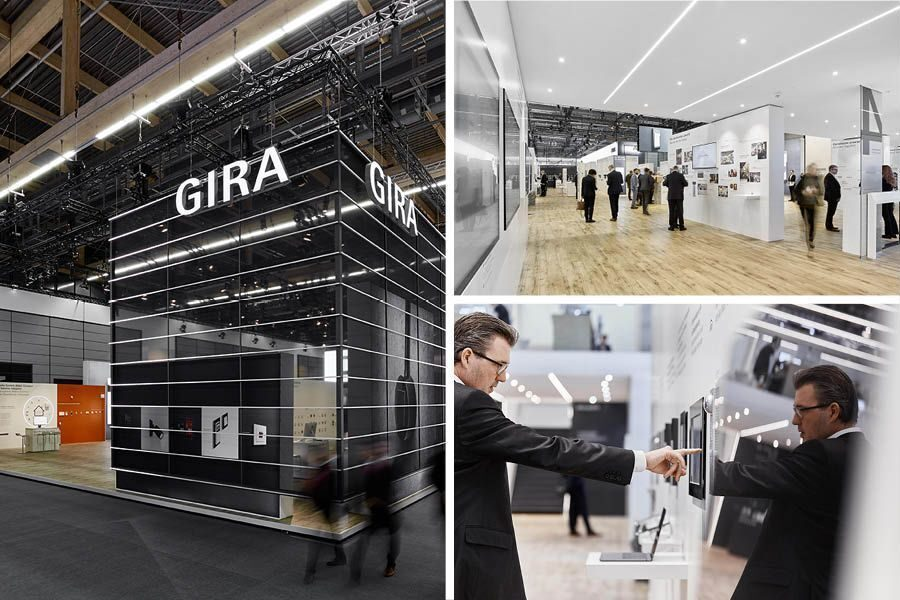 Light + Building 2018 GIRA 6