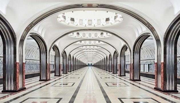 Moscow Metro-Station new photographs